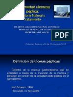 Historia Natural Ulcera Peptica