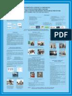 Poster Principal Facultatea Industrie Usoara