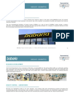 01.- Babaria English Company Information