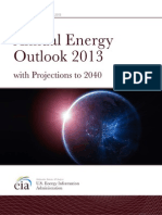 (2013)  EIA Annual Energy Outlook 2013---0383(2013)