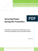 Securing Power During the Transition