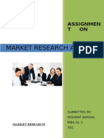 Marketing Research Ref Ppt