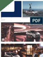 Peugeot 208 Range Brochure
