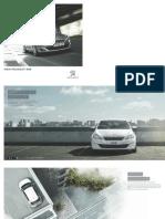 Peugeot 308 Range Brochure