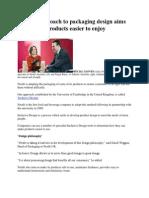 Designing product strategies of nestle company