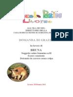Domanda Di Grazia PDF