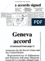 Geneva Accord