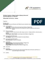 Istruzione e Sviluppo Economico a Modena Nel Novecento 26 Mag