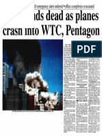 9-11 WTC Attacks
