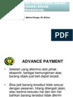 Sistem Pembayaran Dalam Transaksi Bisnis Internasional