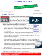 April 2014 Insurance News