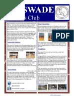 Newsletter April 2014