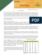 Informe Quincenal Mineria Canon Minero