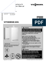 Vitodens 200-User Manual