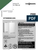 Vitodens 200-User Manual
