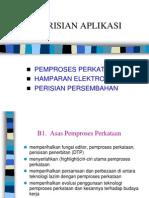 Powerpoint Perisian Aplikasi