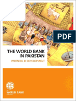 The World Bank in Pakistan