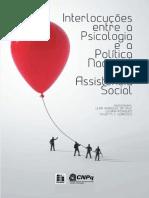 Livro psicologia e assistência social