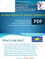 Big Data Analytics for Security Intelligence