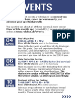 April 2014 Bulletin