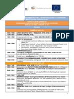 Agenda del 4to Taller Aprendizaje de AL-LAs