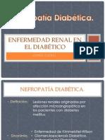 Enfermedad renal en el diabético.pptx