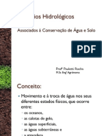 Aula 2_Manejo_Princípios Hidrológicos