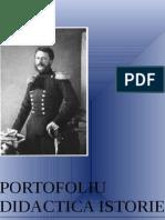 Proiect Didactic Alexandru Ioan Cuza
