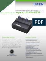 Epson Lx300+II