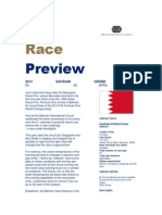 Bahrain Formula One preview