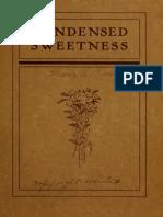 Condensed Sweetness (1908)