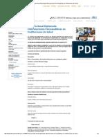 Jornada Anual Diplomado Intervenciones Psicoanalíticas en Instituciones de Salud