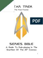 Star Trek 2404 - Campaign Document