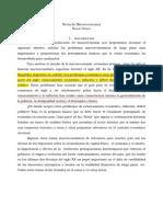 Delajara Marcelo - Notas de Macroeconomia