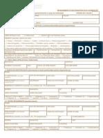 Formulario Requerimento Registro Biblioteca Nacional