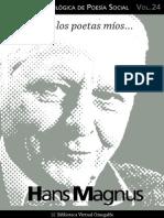 Cuaderno de Poesia Critica n 24 Hans Magnus Enzensberger