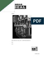 Manual Hydro Castellano