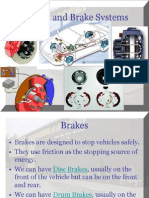 Brakes and Brake Systems