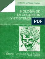 Humberto Maturana - Biologia de la Cognicion y Epistemologia.pdf