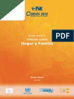 Informe Final - Hogar y Familia