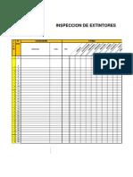 Extintores _Inspección_Mantenimiento
