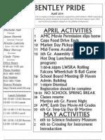 april bentley newsletter