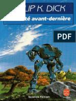Dick,Philip K.-la Verite Avant-Derniere(1964).OCR.french.ebook.alexandriZ