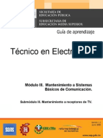 Electronica M3 S3