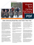 VT Cycling Newsletter March 29-30