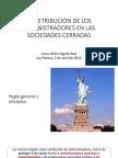 20140401 LA RETRIBUCIÓN DE LOS ADMINISTRADORES EN LAS SOCIEDADES