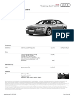 Audi A8 Lang 3.0 TDI Quattro