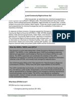 2014 Tier II Reporting - EPCRA Fact Sheet