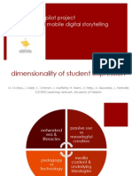 Students Voice in Networked Learning Spaces