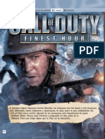 Call of Duty- Finest Hour